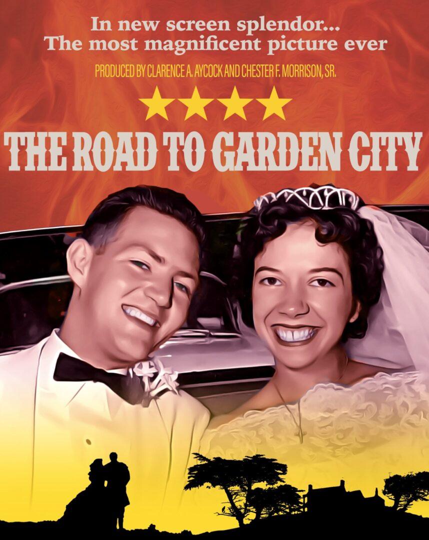 book cover 2 Road to Garden City